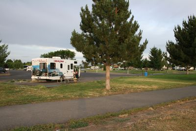 Camping Yakama Nation Resort RV & Cultural Village