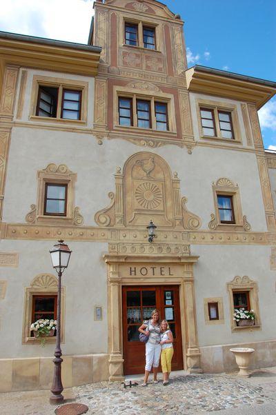 Hotel A la Ville de Lyon