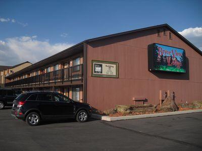 Hotel Bryce Canyon Lodge