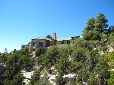 Hotel Grand Canyon Lodge