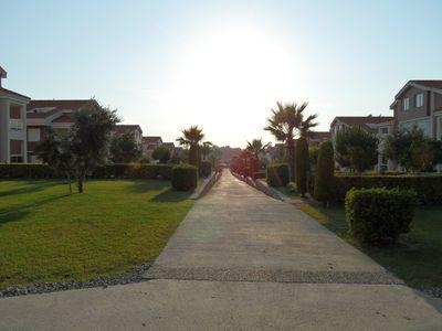 Vakantiehuis Residentie Aquarius Villa's