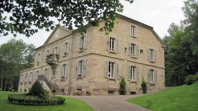 Bed and Breakfast Château de la Houillère