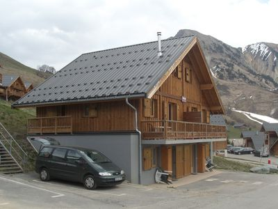 Appartement Les Chalets de la Fontaine