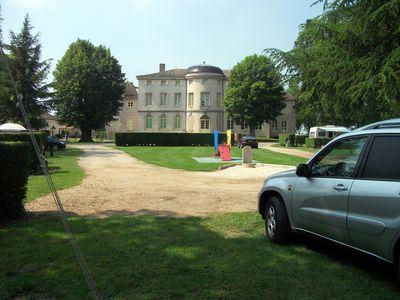 Camping Chateau de l'Epervière