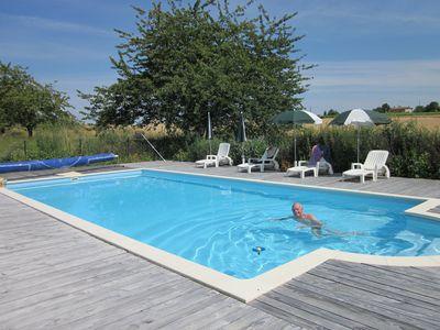 Vakantiepark Domaine Chez-Philipaud (+ gîtes Le Veysset, Le Fenil)