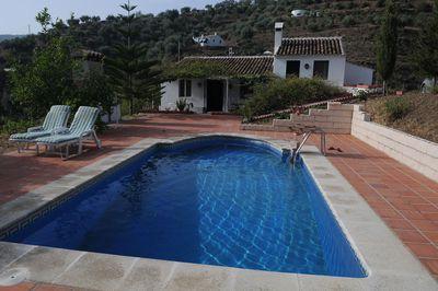 Vakantiehuis Casa Fuentezuelas