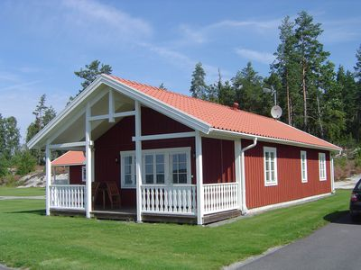 Vakantiehuis Skedvistrand Resort