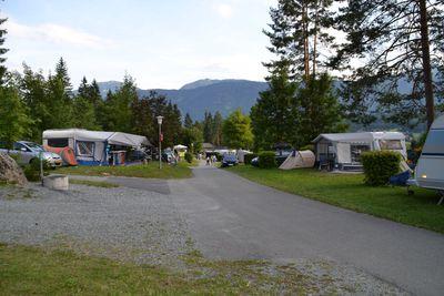 Camping Naturpark Schluga Seecamping