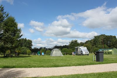 Camping Erholungsgebiet Dingdener Heide