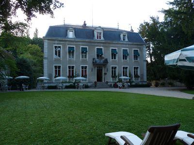 Kasteel Chateau de Challanges