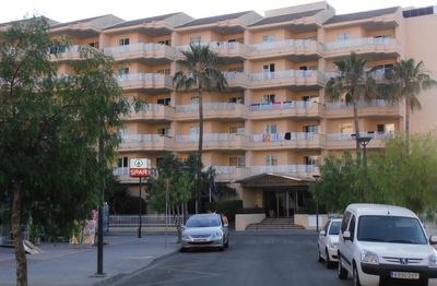 Aparthotel Grupotel Port d'Alcudia