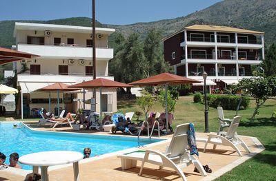 Appartement Aristidis Garden