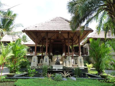 Villa The Ubud Village Resort