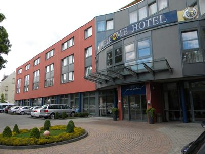 Hotel Welcome Paderborn