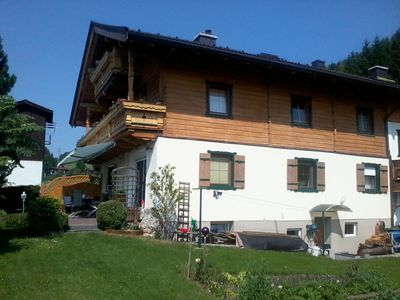 Appartement Haus Moser
