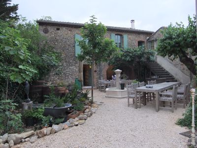 Bed and Breakfast L'Ancien Mas Bouzige (in Auzon)