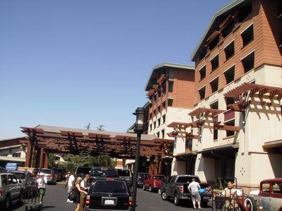 Hotel Disney's Grand Californian & Spa