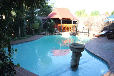 Pension African Moon Corporate House