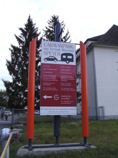 Camping Caravanpark Technik Museum Speyer