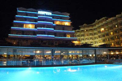 Hotel Doganay Beach Club