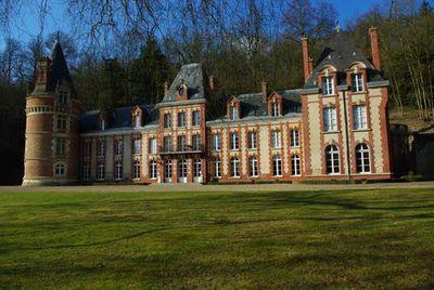 Hotel Château du Saussard