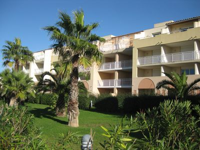 Appartement Residence Le Palmyra Golf