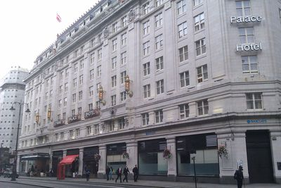 Hotel Strand Palace