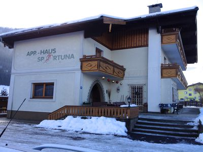 Appartement Haus Sportuna