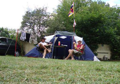 Camping Stonehenge Touring Park