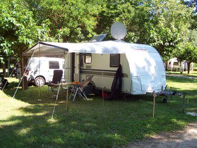 Camping Retro La Gambionne