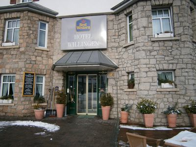 Aparthotel Best Western Willingen
