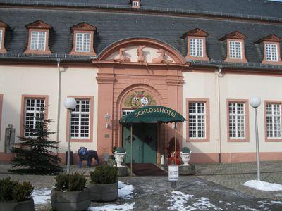 Hotel Schlosshotel Weilburg