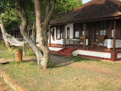 Bungalow Coconut Lagoon Heritage Resort