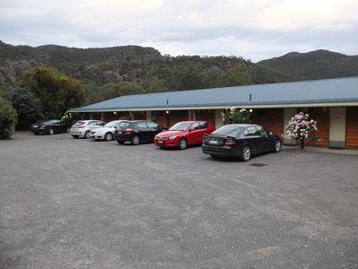 Hotel Kookaburra Motor Lodge
