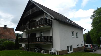 Vakantiehuis Haus Reisig