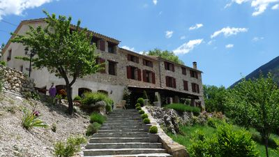 Bed and Breakfast Mas du Verdon