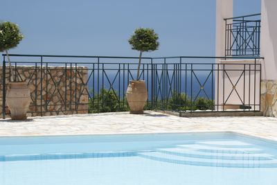 Appartement Sarantos Pool Suites