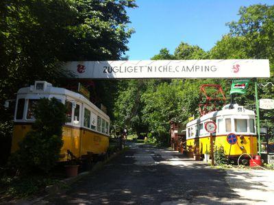 Camping Zugligeti Niche