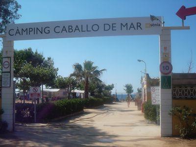 Camping Caballo de Mar (Glamping)