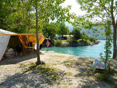 Camping Le Roustou