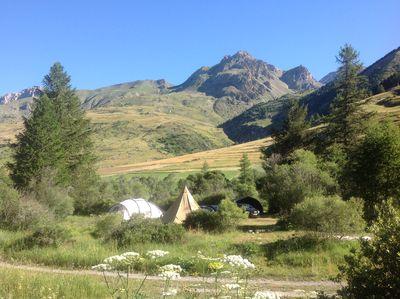 Camping Domaine des Marmottes