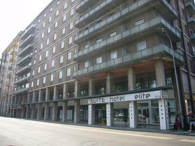 Hotel Suite Elite