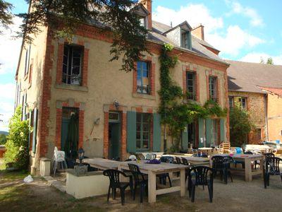 Landhuis Maison Courbarien