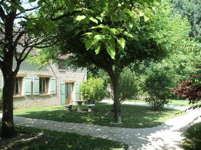 Vakantiehuis La Lilandière