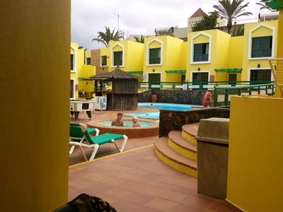 Appartement Caleta Playa