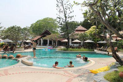 Hotel Chaweng Regent Beach Resort