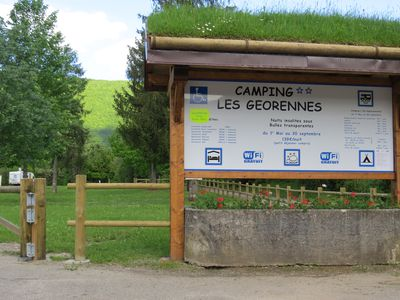Camping Municipal Les Georennes