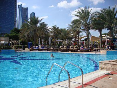 Hotel Hilton International Abu Dhabi