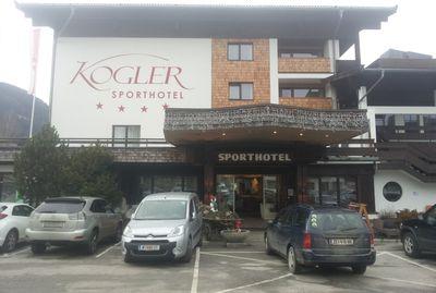 Aparthotel Sporthotel Kogler