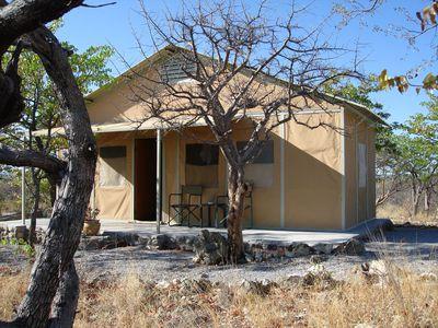Bungalow Etosha Safari Camp